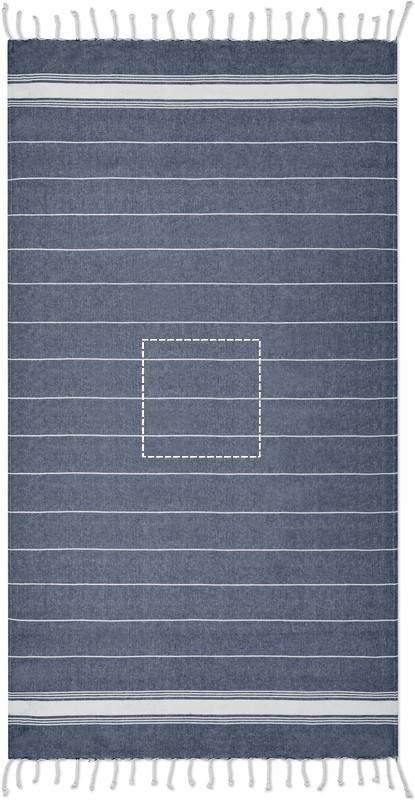 Print Area TOWEL CENTER E color 1876